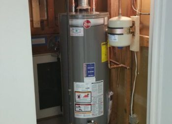 50 gallon natural gas water heater replacement
