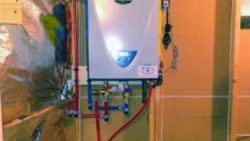 New AO Smith tankless installed